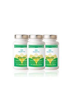 Body fit | Pack de 3